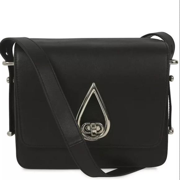 229712ba4c6 Kenzo Bags | Kenzie Tear Drop Black Leather Purse | Poshmark